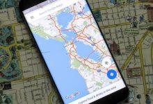 Google, Haritalar için AR yürüyüş navigasyonu