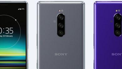 Sony Xperia 1 Ön Siparişte