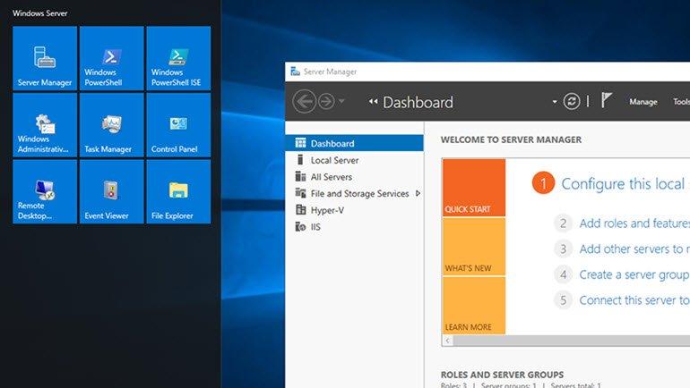 Windows Sunucu Güvenliği