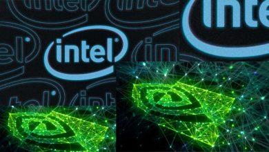 Intel i9-9750H'nin ve Nvidia GTX 1650'ın Özelliklerini Gösteren Tanıtım Görseli