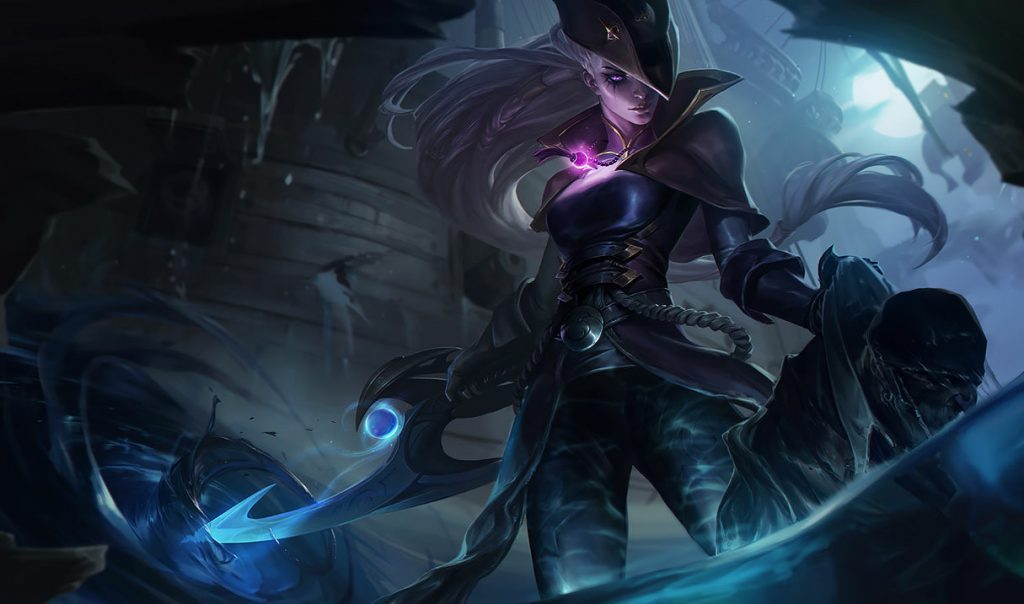 League of Legends Diana