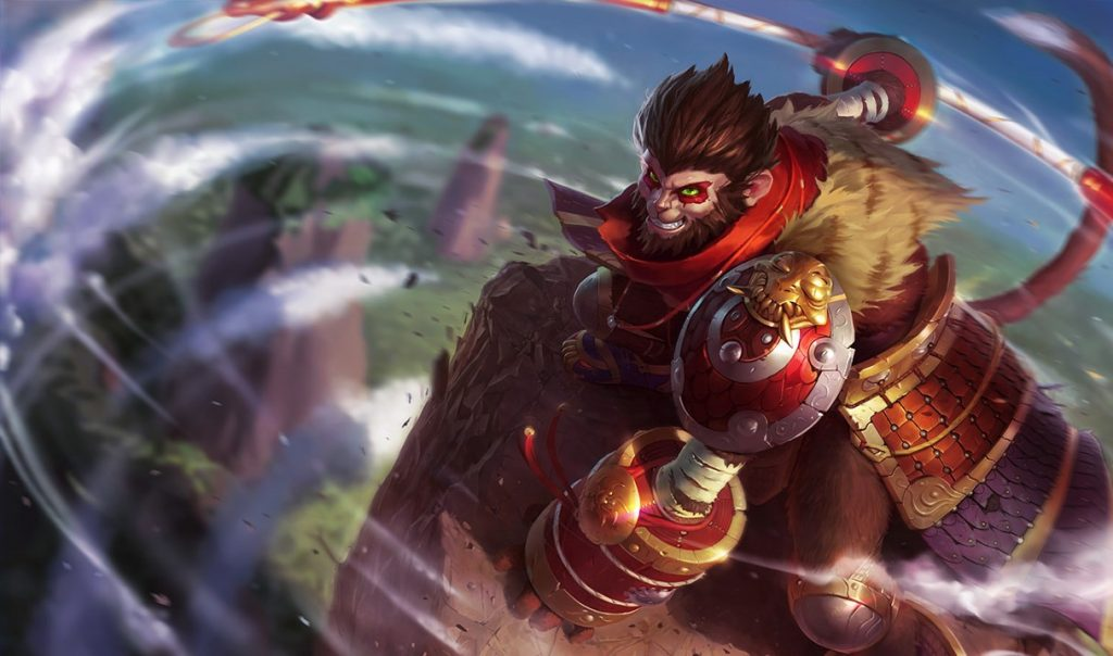 League of Legends Wukong