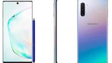 Samsung Note10+ Kapak Resmi